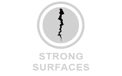 Strong surface